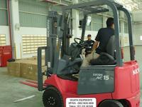 Forklift Nichiyu Rekomendasi Terbaik Angkat Barang