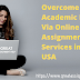 Online Assignment Help Services in the USA