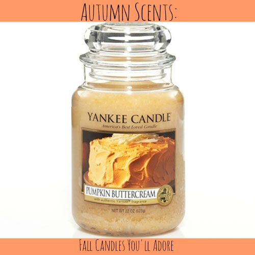 Autumn Scents: Fall Candles You'll Adore