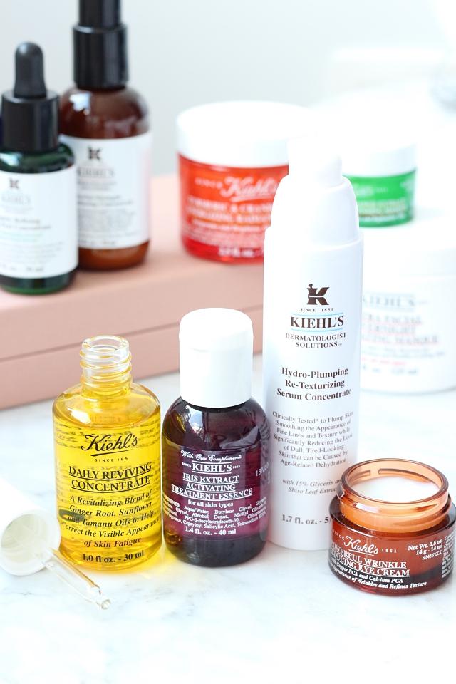 Kiehl's skincare