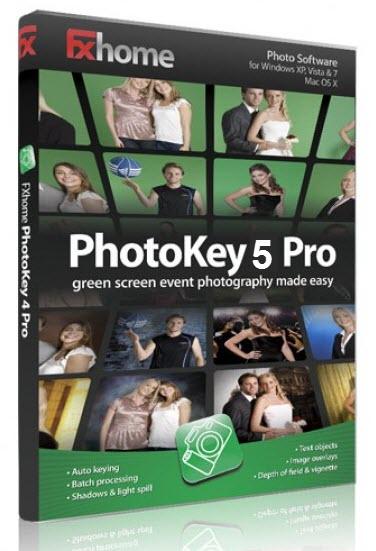 FXhome-PhotoKey 5 Pro [Multi]