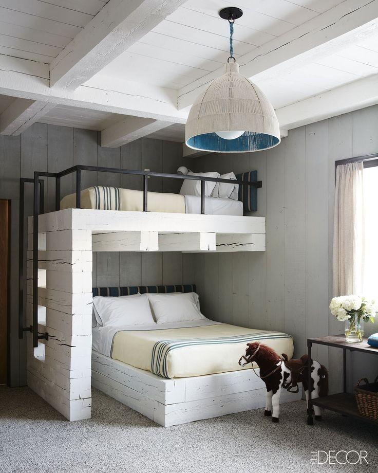 30 Idea Katil Bertingkat Untuk Bilik Tidur Anak Bagi Ruang Bilik Kecil