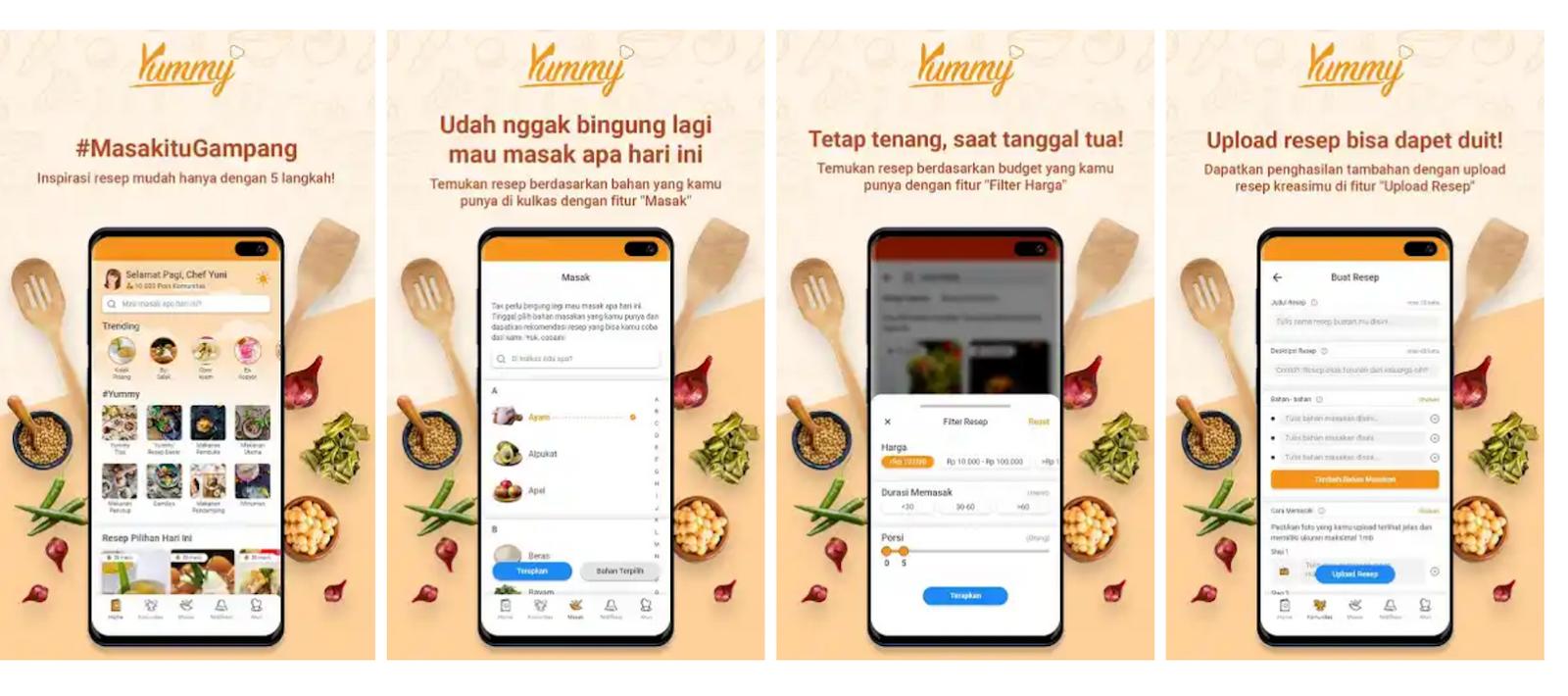 Yummy Apk : Download aplikasi YummY Apk Dapat uang Gratis