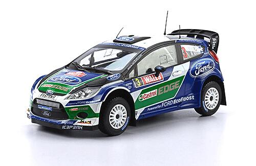 WRC collection 1:24 salvat españa, Ford Fiesta WRC