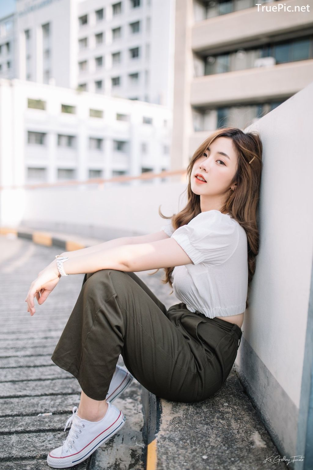 Image Hot Girl Thailand – Nilawan Iamchuasawad – Charming Smile - TruePic.net - Picture-9