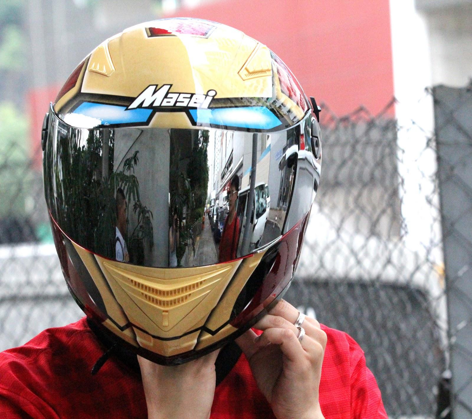 Luusama Motorcycle And Helmet Blog News: New Release of