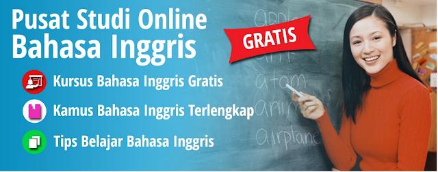 Belajar Dan Kursus Dengan Kamus Bahasa Inggris Online