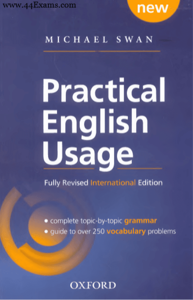 Practical-English-Usage,-by-Michael-Swan-For-All-Competitive-Exam-PDF-Book