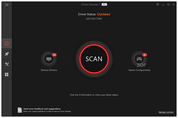 Download Driver Booster Pro 7.2.0.580 – Cài & Update Driver Tự Động