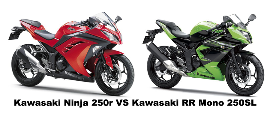 parallel twin vs single cylinder, sport bike, full fairing