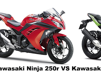 Kawasaki Z250 vs Kawasaki Z250SL | specification