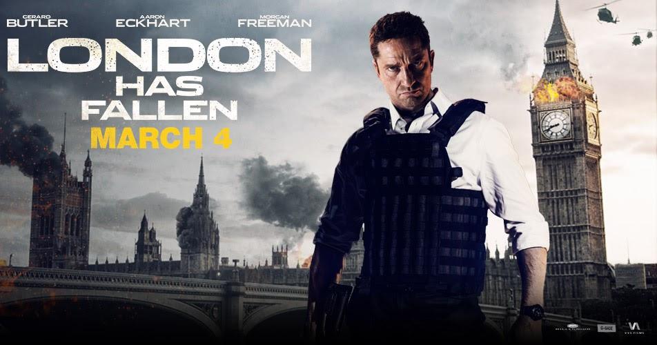 London Has Fallen Netflix