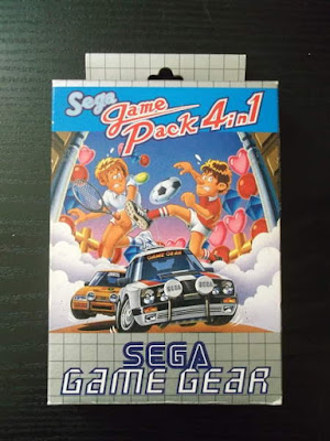 sega game pack 4 in 1 game gear