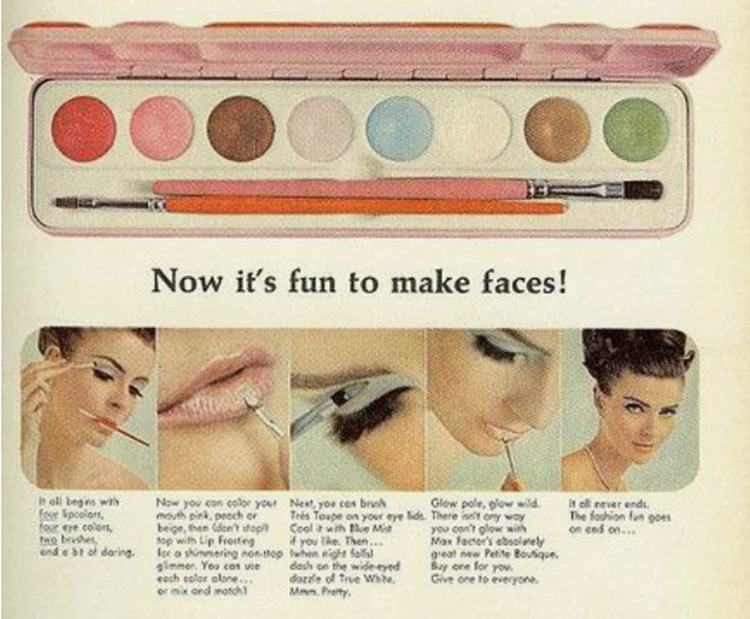A Vintage Nerd, Vintage Blog, Vintage Makeup, Retro Lifestyle Blog, Retro Beauty