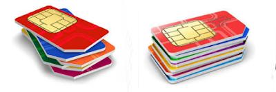 Regristrasi Ulang Semua kartu perdana via SMS dan ONLNE