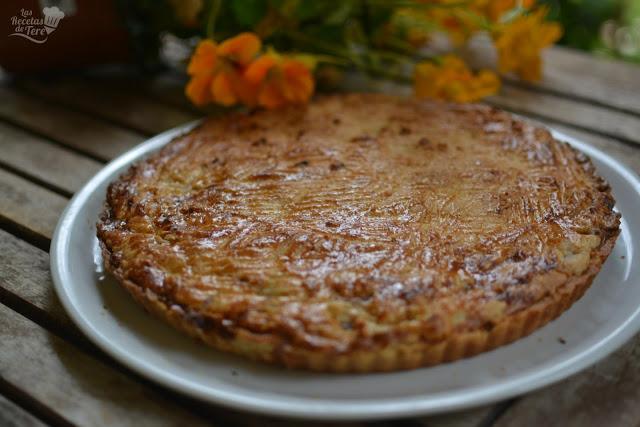 pastel vasco gateau basque con cerezas 02