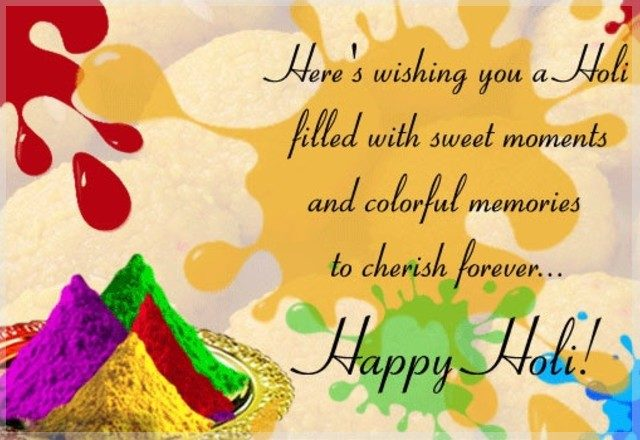 Happy Holi Wishes and Messages Images Download For Whatsapp