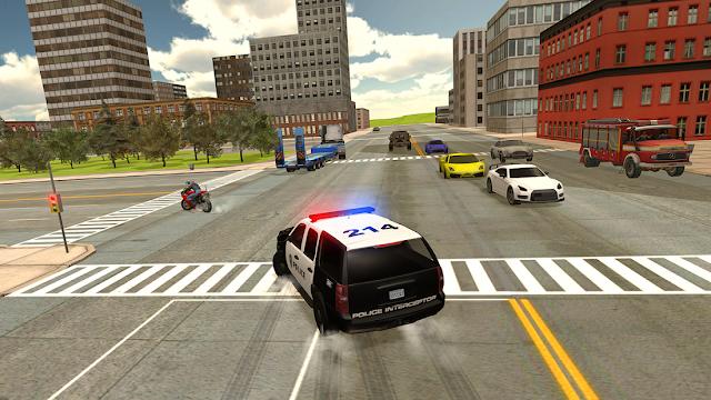 Cop Duty Police Car Simulator Hileli APK - Para Hileli APK