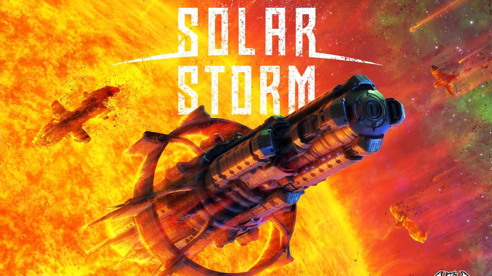 Kickstarter Highlights - Solar Storm