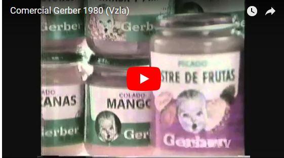 Ya no más Compotas Gerber en Venezuela - Chao bebés!