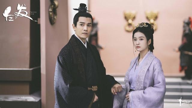 Princess Silver Chinese costume drama