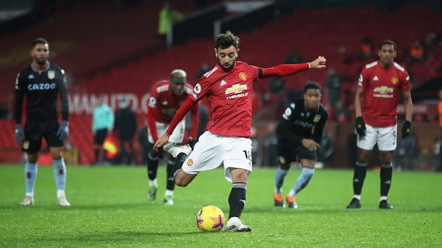 We made some mistake during the game - Bruno Fernandes