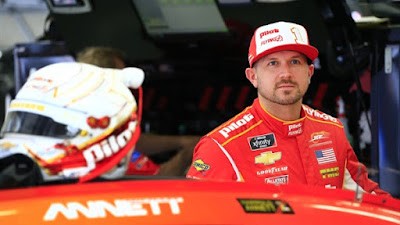 Michael Annett to Retire from Full-time Competition after 2021 Season