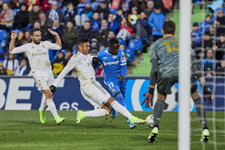 Real Madrid vs Getafe: Team News, Head to Head, Probable Lineups and Predictions