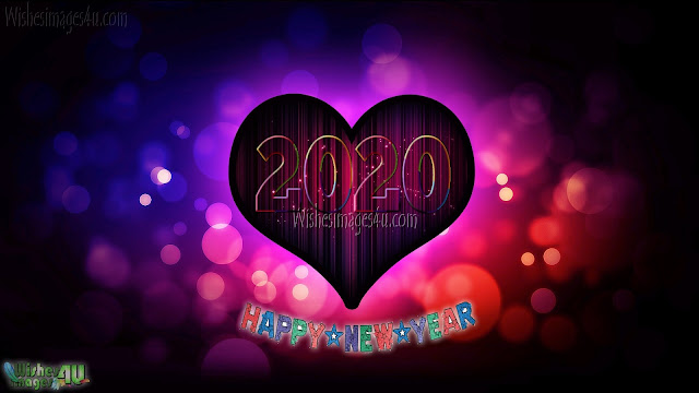 Happy New Year 2020 Love Wallpapers