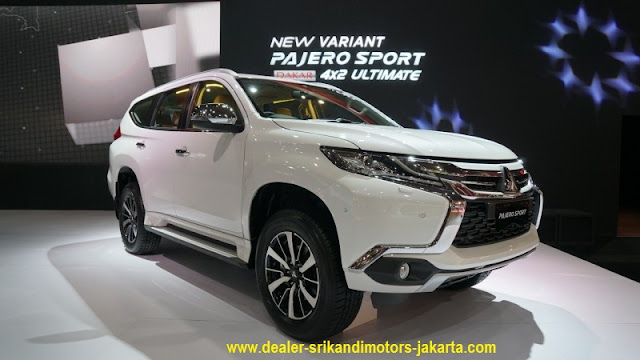 promo paket kredit dp ringan new pajero dakar ultimate 2019