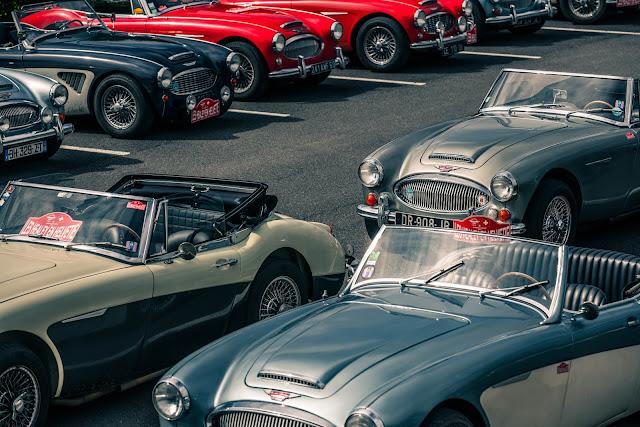 FRÉDÉRIQUE CONSTANT VINTAGE RALLY coches