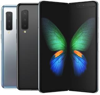 Spesifikasi Mengenai Samsung Galaxy Fold