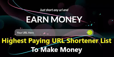 Highest paying best url shortener website