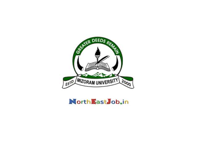 Mizoram-University-Jobs-December-2019