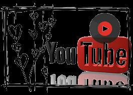 Mon profil sur youtube
