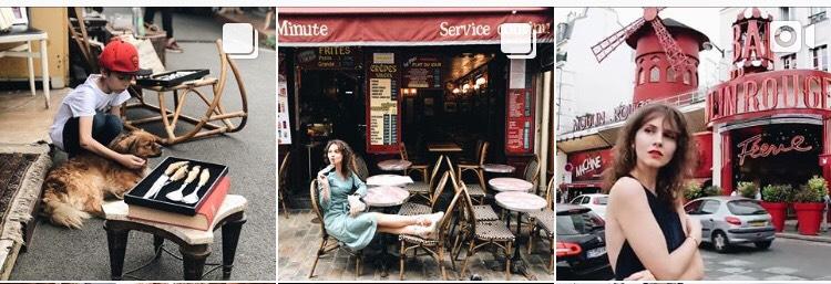 самые красивые места в Париже