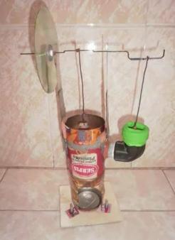 Ceramic Stirling Engine