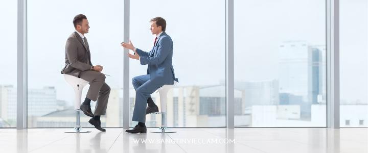 Kỹ năng giao tiếp trong phỏng vấn xin việc