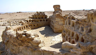 """Masada, también llamada """"la fortaleza"""", es uno de los lugares históricos de Israel 5"""