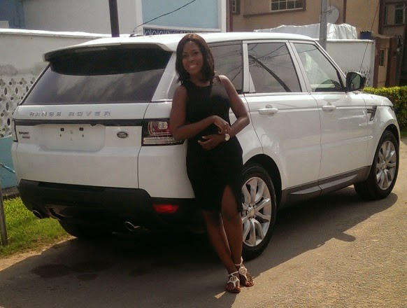 Yay Finally bought my brand new 2014 Range Rover see