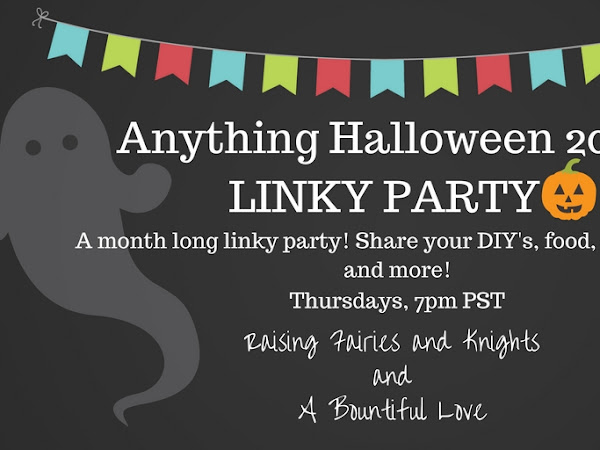 Blogger Spotlight Link Party # 36