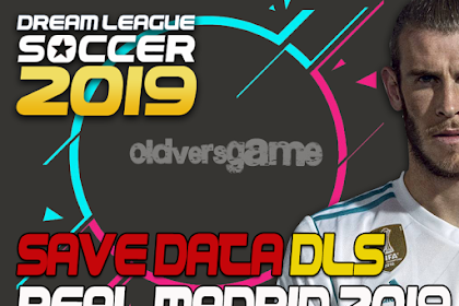 Download Save Data (profile.dat) Dream League Soccer Real Madrid 2019/2020