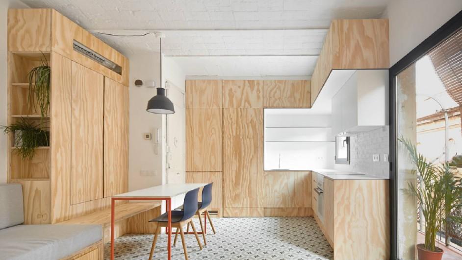 Marzua reforma de un edificio de cuartos de casa en la barceloneta - Apartamentos en la barceloneta ...