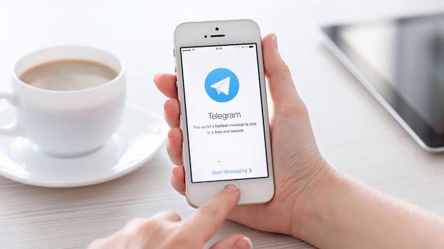 Pengguna Telegram Saat Ini Dapat mengirim File Dengan Ukuran Mencapai 2GB