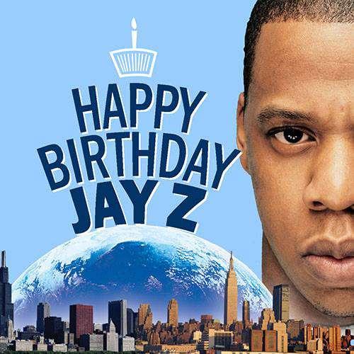 Jay-Z's Birthday Wishes Pics