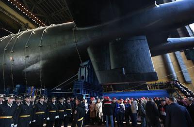 Russian Super Torpedo Poseidon