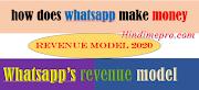 9 best ways to make money with WhatsApp / hindimepro / how does whatsapp make money