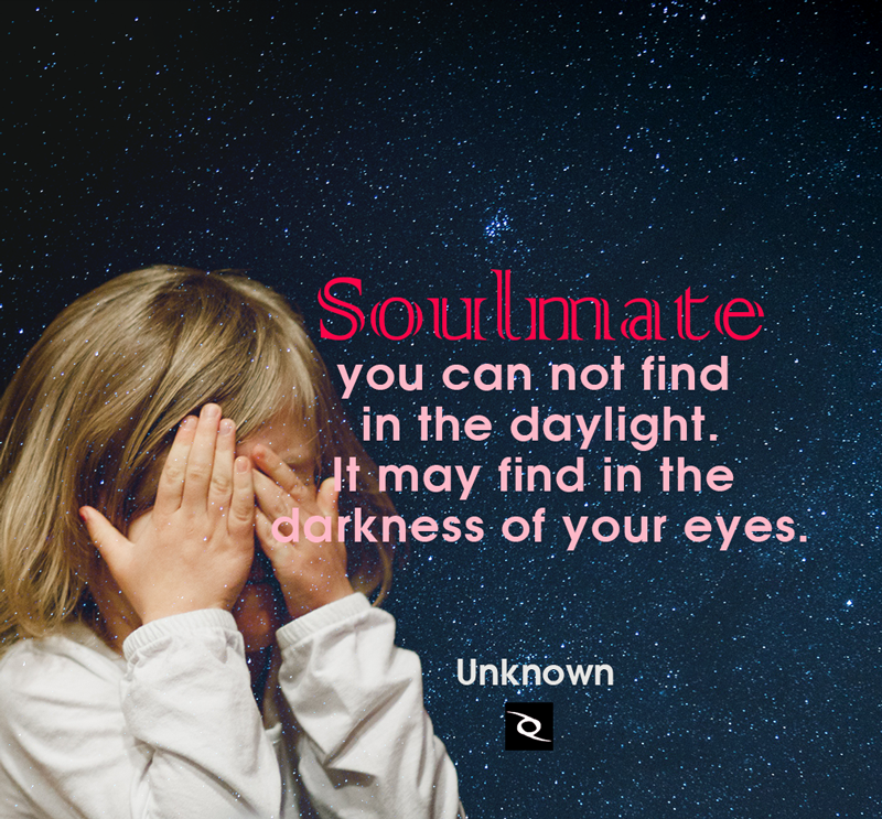 Quote On Soulmate And Love Creative Quotes
