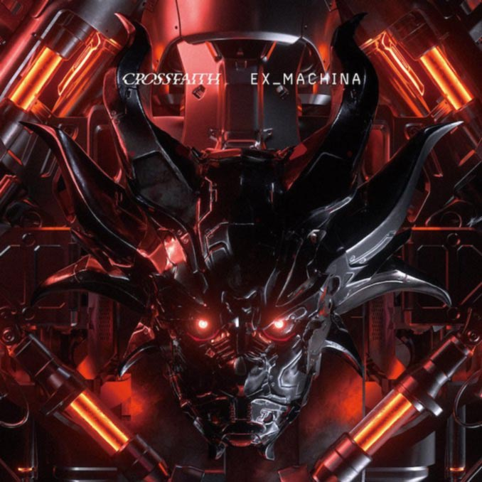 Crossfaith Ex_Machina álbum