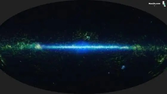 """Science: """"the strange object discovered in our galaxy, which baffles astronomers and astrophysicists"""""""